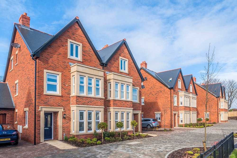 Waterstone Homes, South Court, Porthcawl